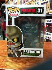 Predator - Clear Predator with Alien Blood Splatter Funko Pop Vinyl US Exclusive