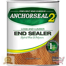 Anchorseal 2 Log & Lumber end Grain Sealer - Prevents up to 90% of end N/A