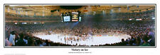 NHL New York Rangers Madison Square Garden Victory on Ice Panoramic Poster 4001