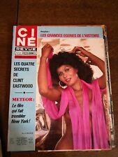 Journal Ciné Revue Ajita Wilson magazine n°5/année 70/journal vintage