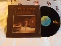 JOHN MICHAEL TALBOT .. THE LORD'S SUPPER .. BIRDWING LP 1979