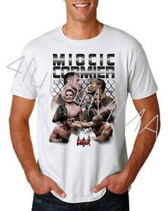 Daniel Cormier vs Stipe Miocic 4LUVofMMA Tee Superfight new MMA Apparel