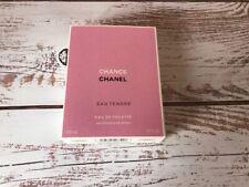Chanel Chance Eau Tendre Eau De Toilette 3.4 Fl Oz 100ml  New With Box,For Women