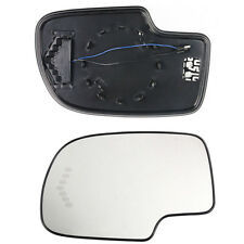 Heated Mirror Glass Turn Signal Left fit for Chevy GMC Cadillac 88944391 56318