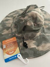 Columbia Omni-Shade Tillie Creek Printed Booney Hat Camouflage One Size Unisex