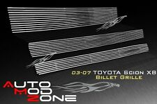 03-07 Scion xB Billet Grille Grill Combo 3pc Insert (Fits: Scion xB)