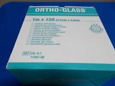 """BSN medical Ortho-Glass # OG-1L1 (1in x 15ft) """"2.5cm x 4.6m"""""""