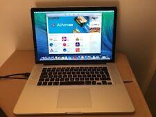 15.4 MacBook Pro A1398 MGXA2LL/A 2014 nessuna unità SSD
