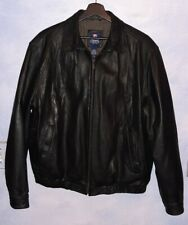 Vintage Leather Jacket By Chaps