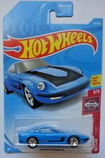 2019 Hot Wheels Nissan 5/5 Nissan Fairlady Z 54/250 (Blue Version)