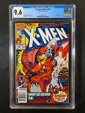 Uncanny X-Men #284 CGC 9.6 (1992) - RARE Newsstand - Sunfire appearance