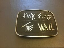 PINK FLOYD The Wall New BELT BUCKLE New Metal Pewter