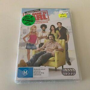 My Name Is Earl : Season 2 DVD Region 4 New & Sealed