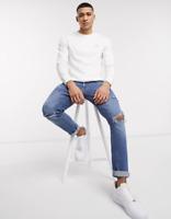 Lacoste Crew Neck Men's T-shirt, Regular Fit, ultra-soft pima cotton Ultra White