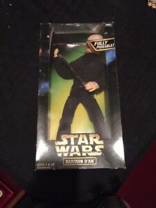 """star wars 12"""" Action Collection Barquin D'an  1998,"""