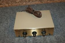 New listing Raymer 797-10 10 Watt Solid State Amplifier Music & Mic Inputs Fully Tested