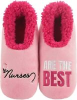 Snoozies Slippers - Simply Pairables Womens Slippers - Nurses Are The Best