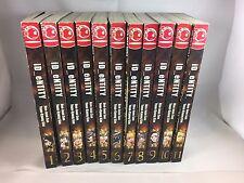 Id_entity 1-11 Lot of 11 Shonen Manhwa Manga, English, Hee-joon-son Identity