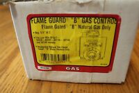 Robert Shaw Flame Guard B Gas Control Valve Thermostat #6910794 BRAND NEW