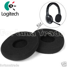 Original Ersatz Ohrpolster L+R for Logitech H800 Wireless Headset Ear Pads