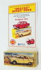 Véhicules miniatures Atlas cars Peugeot