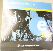Sennheiser Ew112P Uhf Wireless Microphone, Transmitter, Receiver, Cable, Org Box