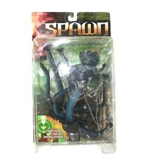 Spawn Action Figure Viper King The Dark Ages Damaged Box
