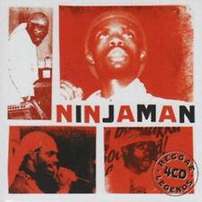 Ninjaman : Reggae Legends CD (2009) ***NEW***