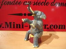 CBG MIGNOT cirque elephant assis   figurine circus figure  toy soldier
