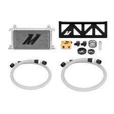 Mishimoto Thermostatic Oil Cooler Kit - fits Subaru BRZ/Toyota GT86/FR-S Silver