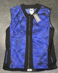 RRP £200 BNWT adidas White Mountaineering Terrex Gilet Vest Body Warmer - Large