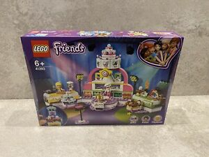 Lego (41393) Friends Baking Competition Playset with Toy Cakes & Stephanie Doll
