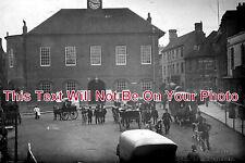 BU 81 - Market Square, Buckingham,  Buckinghamshire c1912 - 6x4 Photo