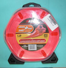 ECHO .095 CROSSFIRE STRING TRIMMER LINE 1 POUND SPOOL ' PART # 311095063 NEW