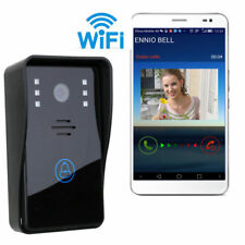 720P HD Wireless Wifi Remote Video Camera Phone Intercom Door bell Home Security