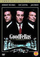 Goodfellas (2 Disc Special Edition) [1990] [DVD], Very Good DVD, Tony Darrow, Ra