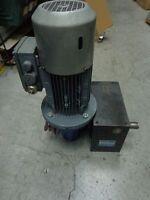 MIKSCH gearmotor rotary  80P-2-270 schrittgetriebe