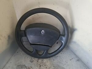 RENAULT TRAFIC STEERING WHEEL WITH AIRBAG 8200201344 2001-2010