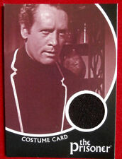 THE PRISONER Vol 2 - PATRICK McGOOHAN'S JACKET - COSTUME CARD PV2 C2 - Cards Inc