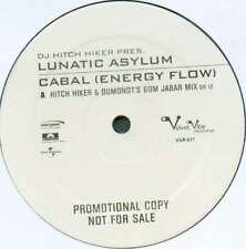 "DJ Hitch Hiker Pres. Lunatic Asylum - Cabal (Ener 12"" Vinyl Schallplatte - 22024"