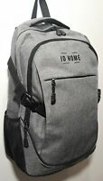 IO HOME Waterproof Computer / Travel Laptop Backpack Rucksack With USB Port
