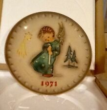 Hummel Annual Collectors Plates (1971-1988) New!!!