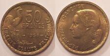 50 Francs Guiraud 1951, SPL, UNC !!