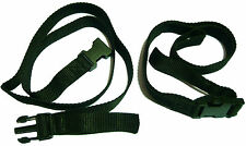 Golf Bag / Pull Cart Straps - 2 Pack - Secures Bag to Buggy/Cart