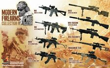 Hottoys 1/6th Modern US Firearms Collection 3 PMC Selection w/9 Different Rifles