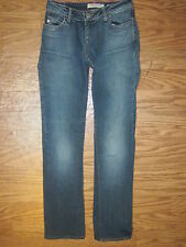 """Miss Sixty Extra Low Tommy Rinsed BlueJean Pants Women 26(USA 4) """"Excellent"""""""