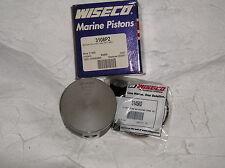 mercury outboard wiesco piston v6 3108P2 2.0L