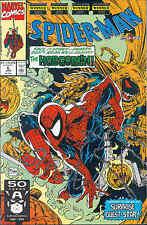 Spiderman # 6 (Todd McFarlane) (Estados Unidos, 1991)