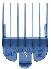 Colore Wahl Clipper Protezione Pettine Associazione Blu Taglia 3