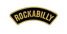 Patch rockabilly backpack jacket punk psychobilly rock band music